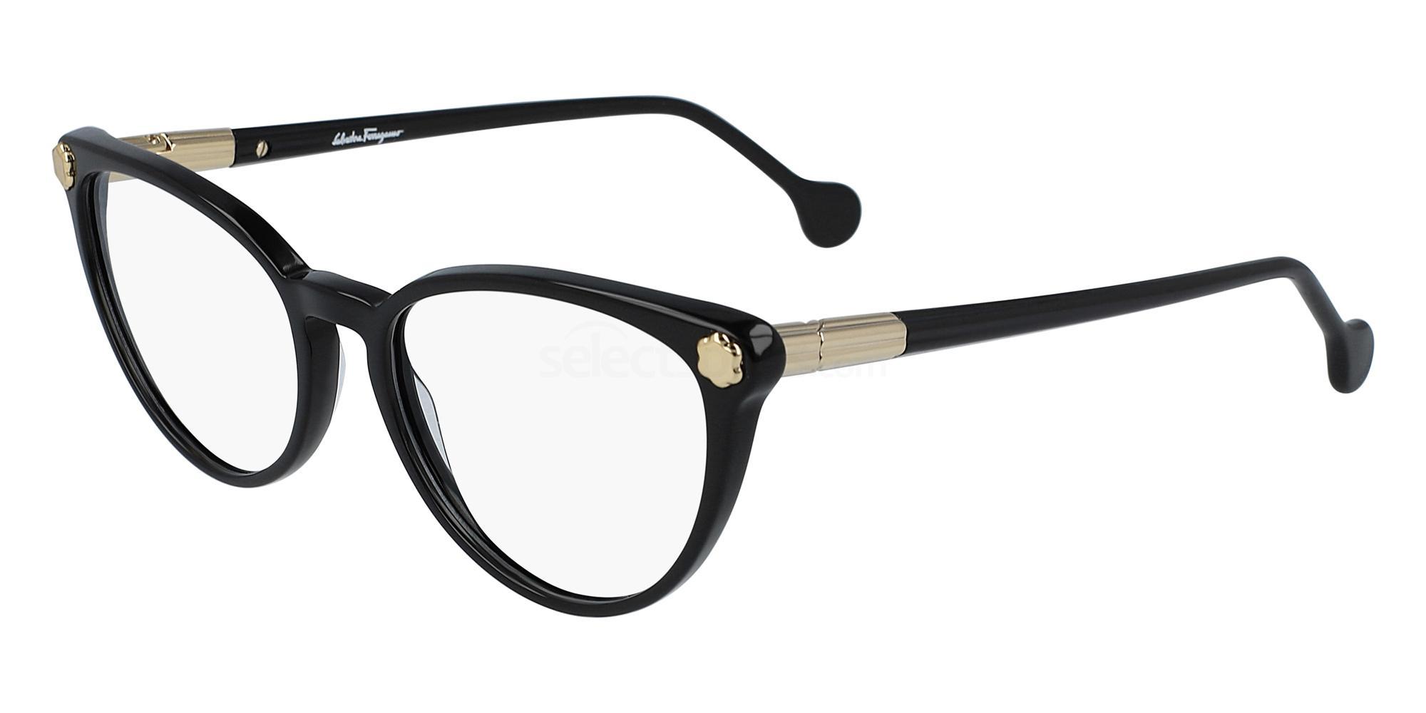 001 SF2837 Glasses, Salvatore Ferragamo