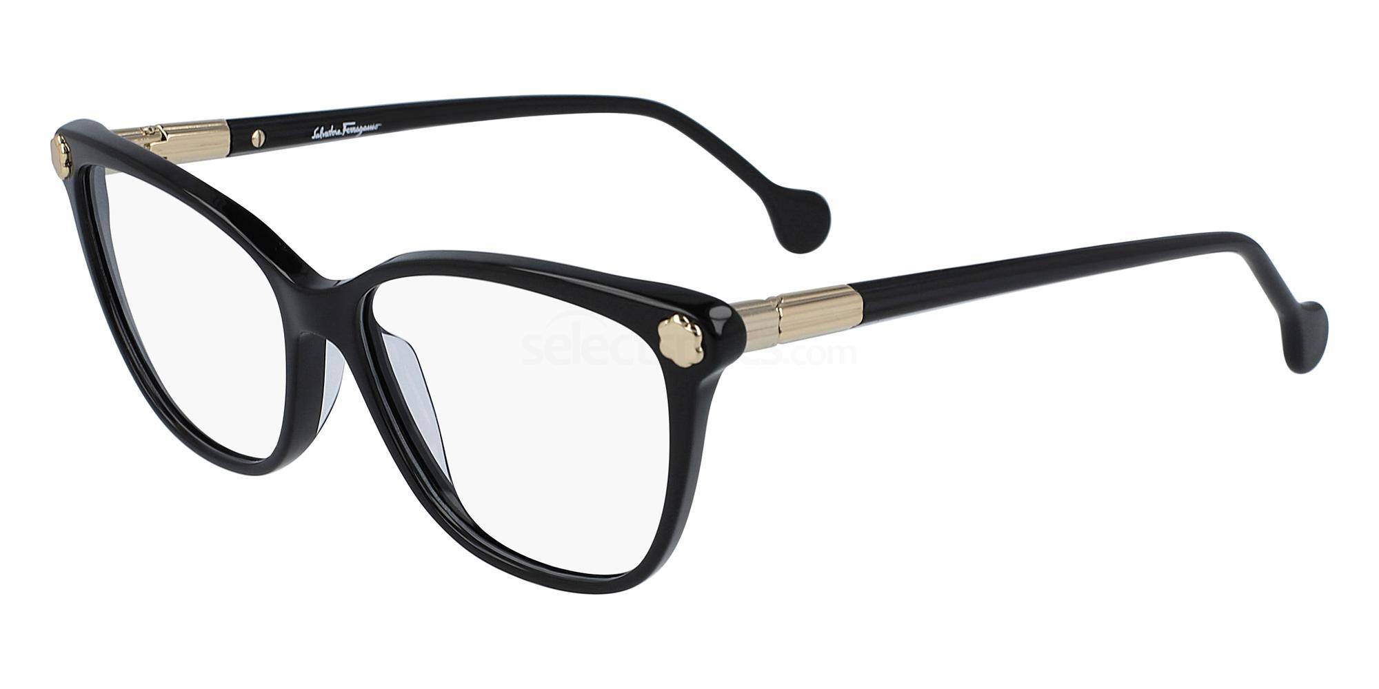 001 SF2838 Glasses, Salvatore Ferragamo