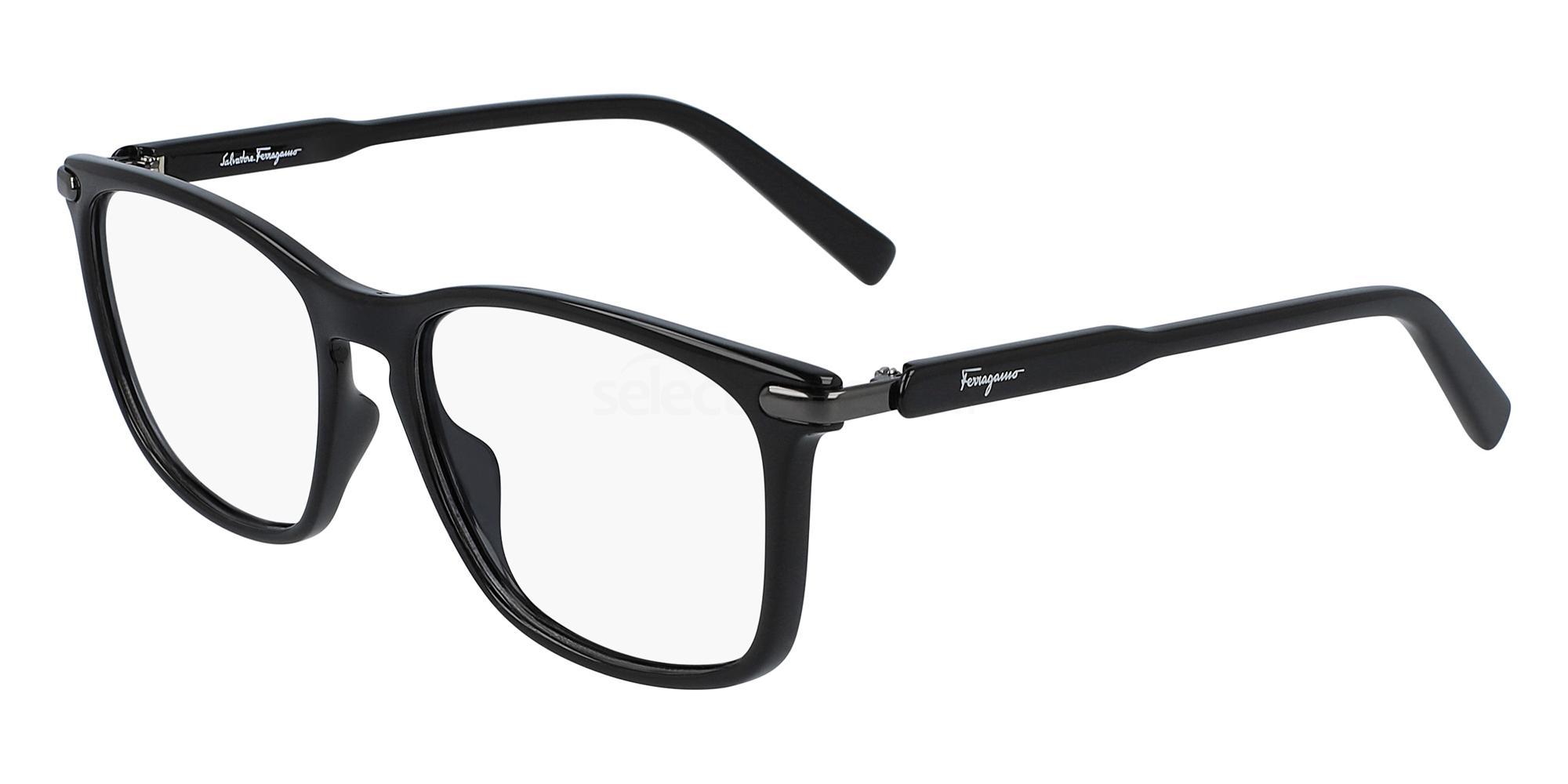 001 SF2839 Glasses, Salvatore Ferragamo