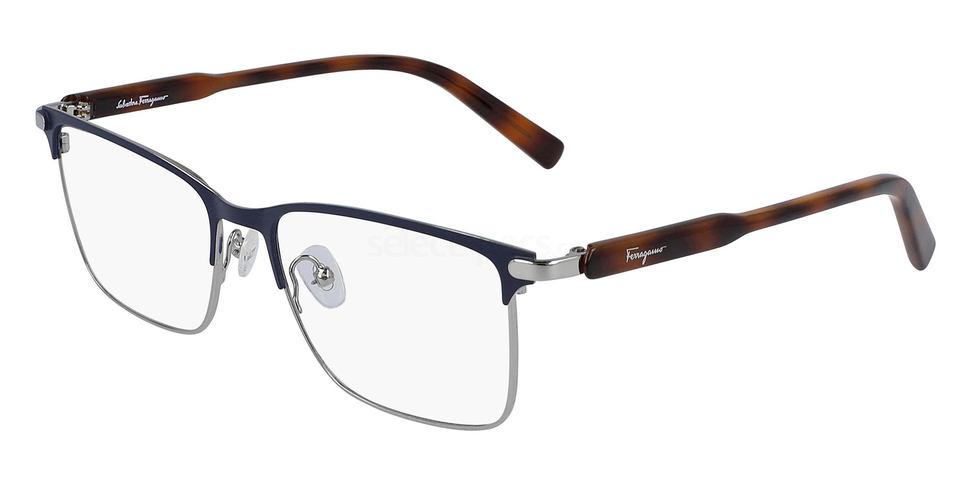 021 SF2179 Glasses, Salvatore Ferragamo