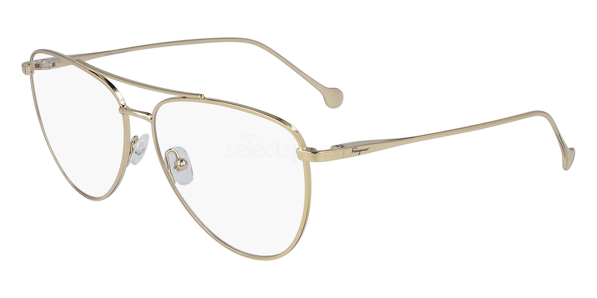 756 SF2177 Glasses, Salvatore Ferragamo