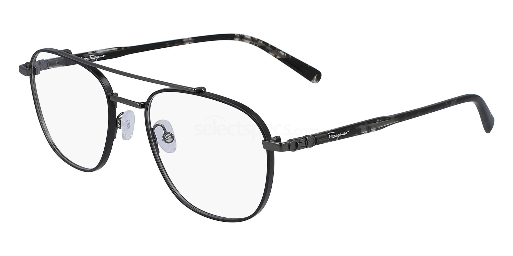 032 SF2183 Glasses, Salvatore Ferragamo