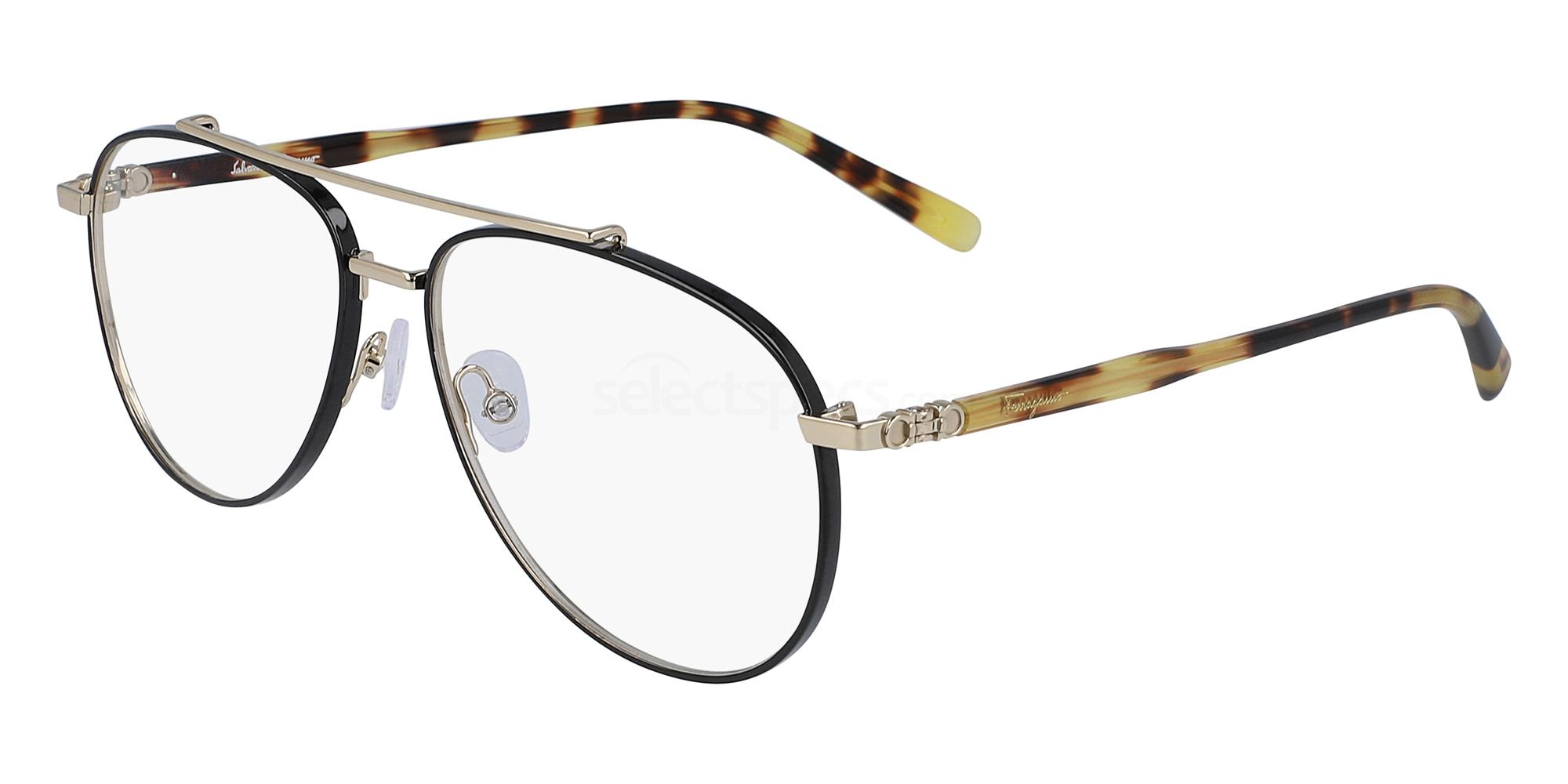 733 SF2184 Glasses, Salvatore Ferragamo