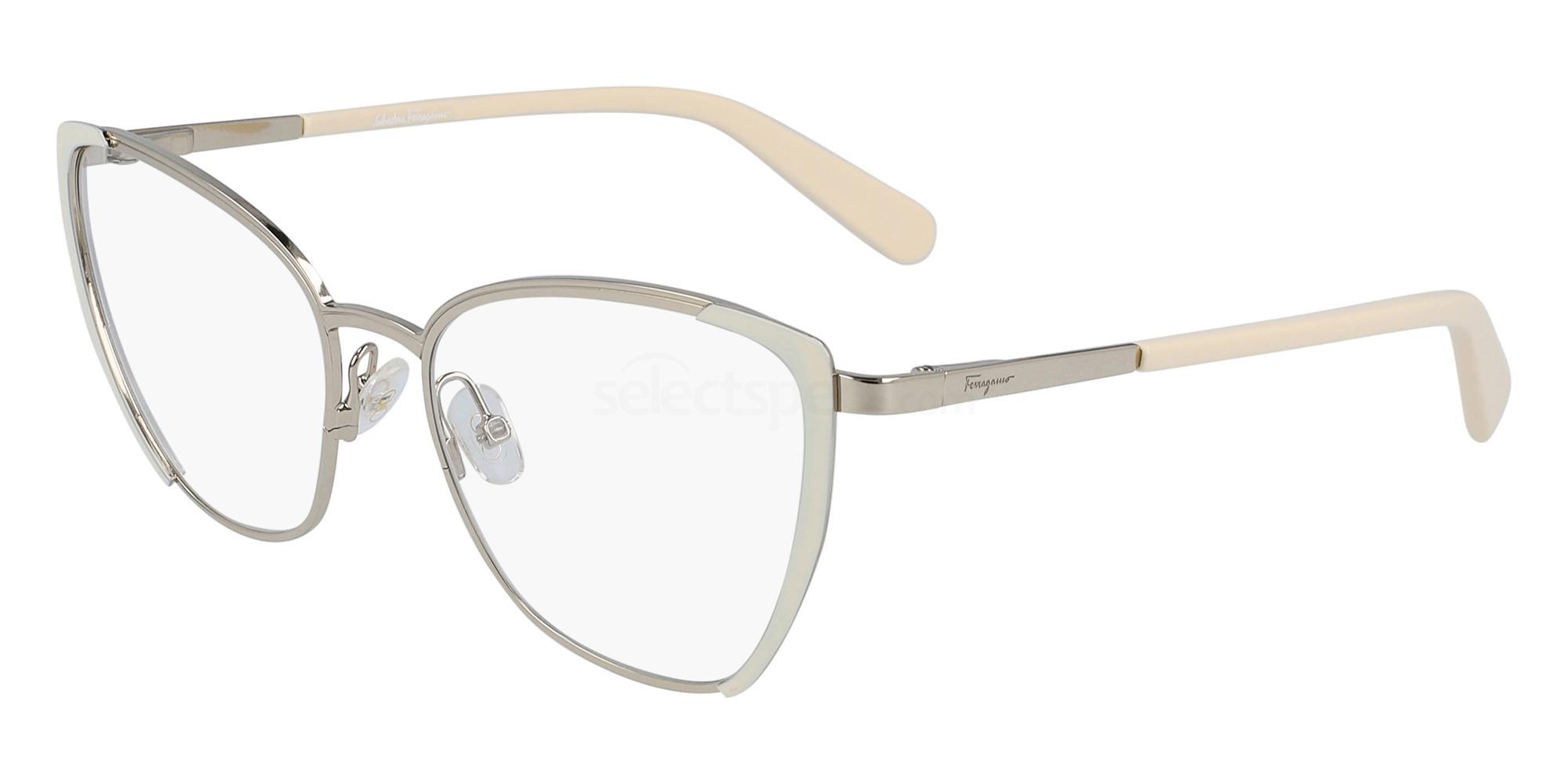 721 SF2187 Glasses, Salvatore Ferragamo