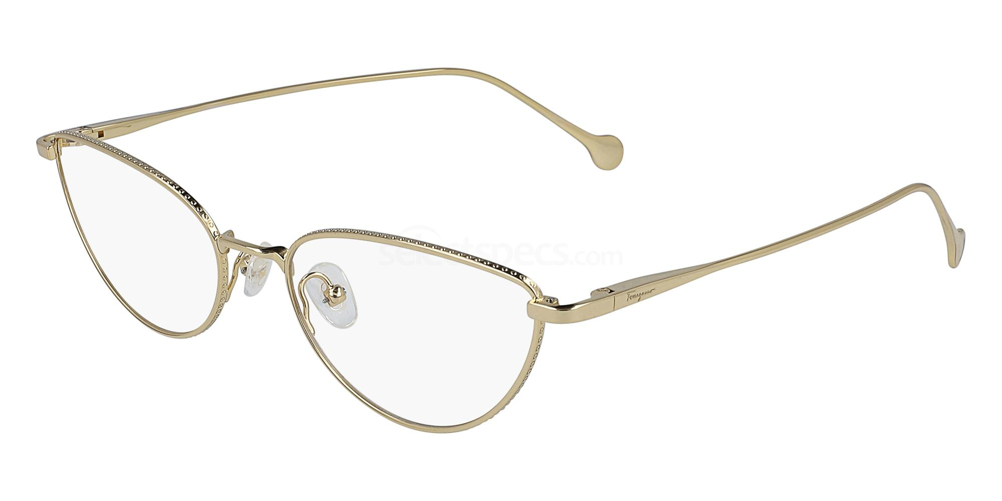 717 SF2188 Glasses, Salvatore Ferragamo
