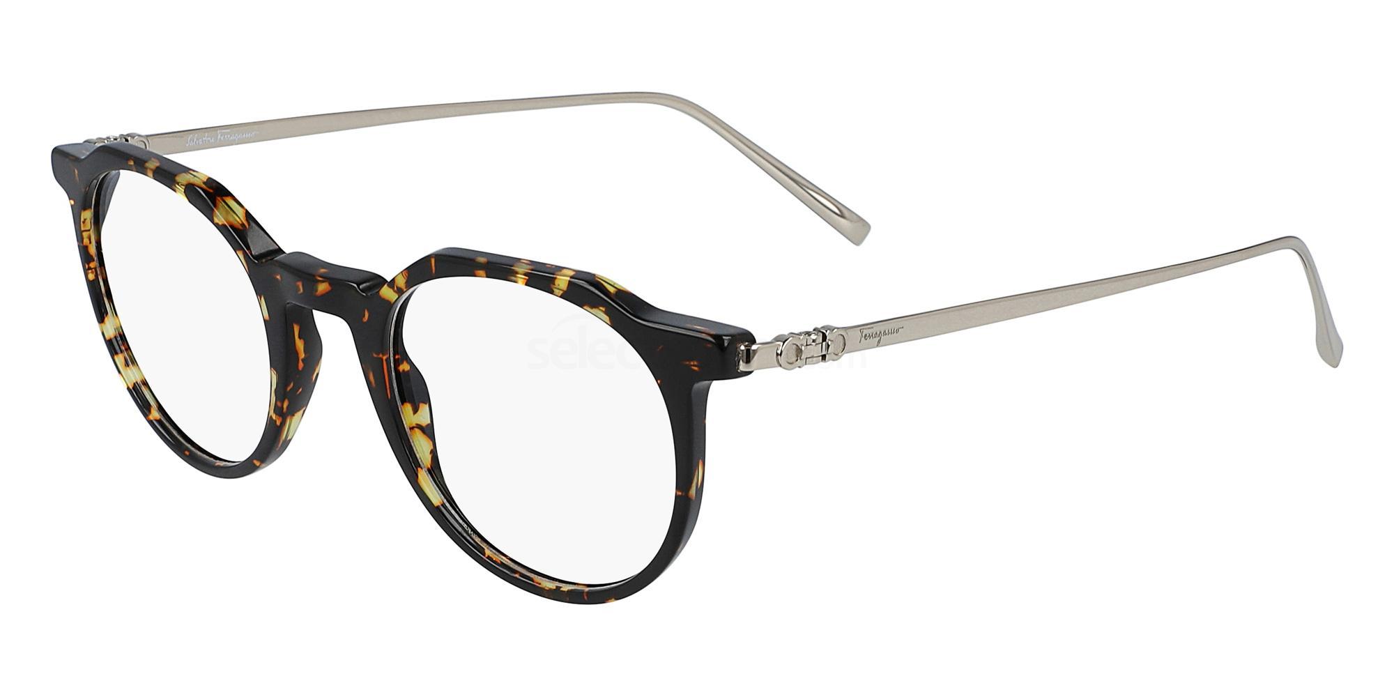 219 SF2845 Glasses, Salvatore Ferragamo