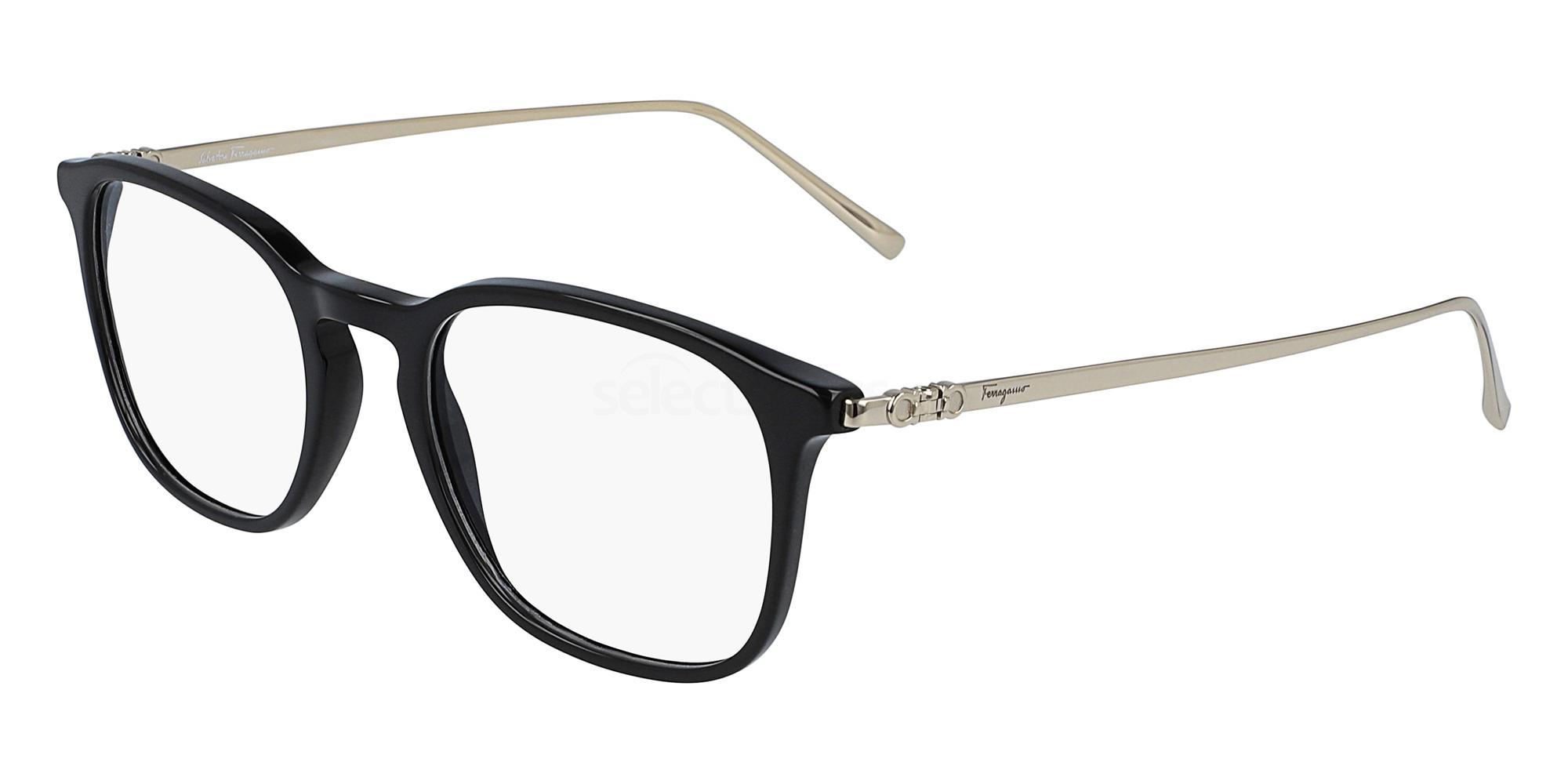 001 SF2846 Glasses, Salvatore Ferragamo