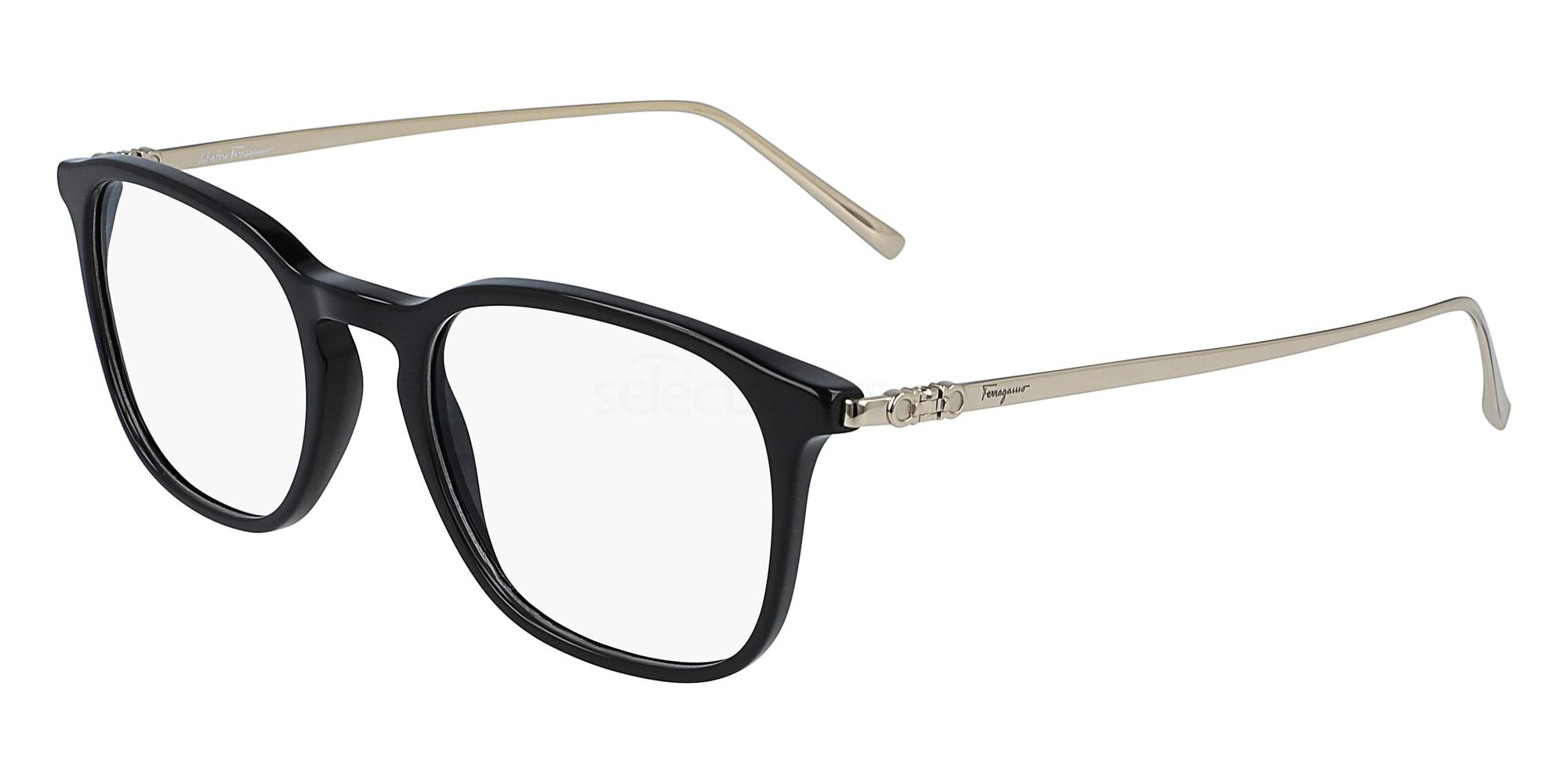 001 SF2846 Glasses, Salvatore Ferragamo