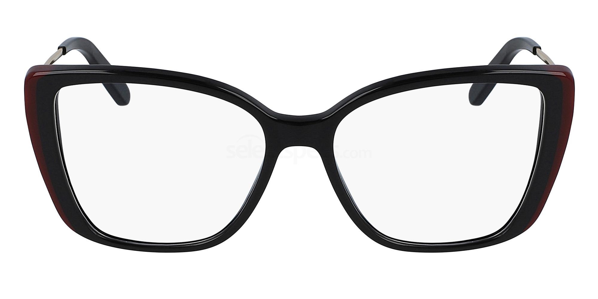 051 SF2850 Glasses, Salvatore Ferragamo