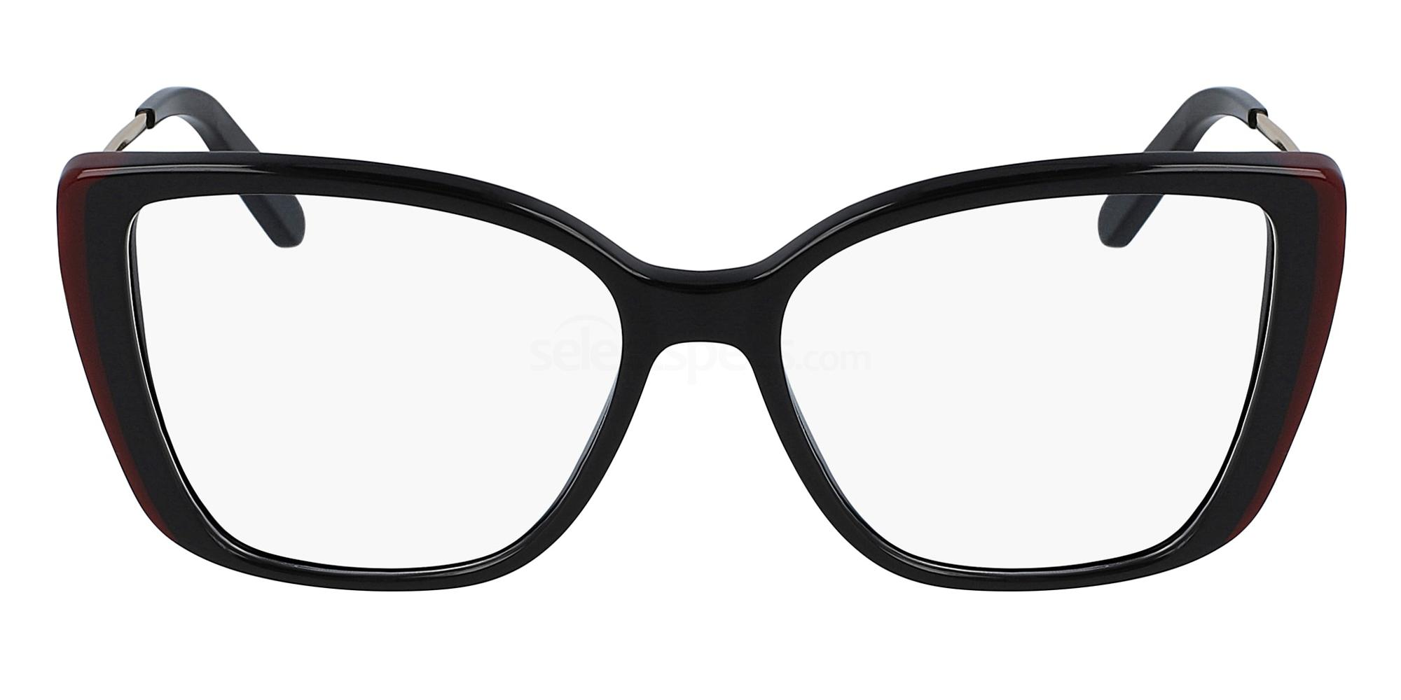 051 SF2850 Glasses, Salvatore Ferragamo