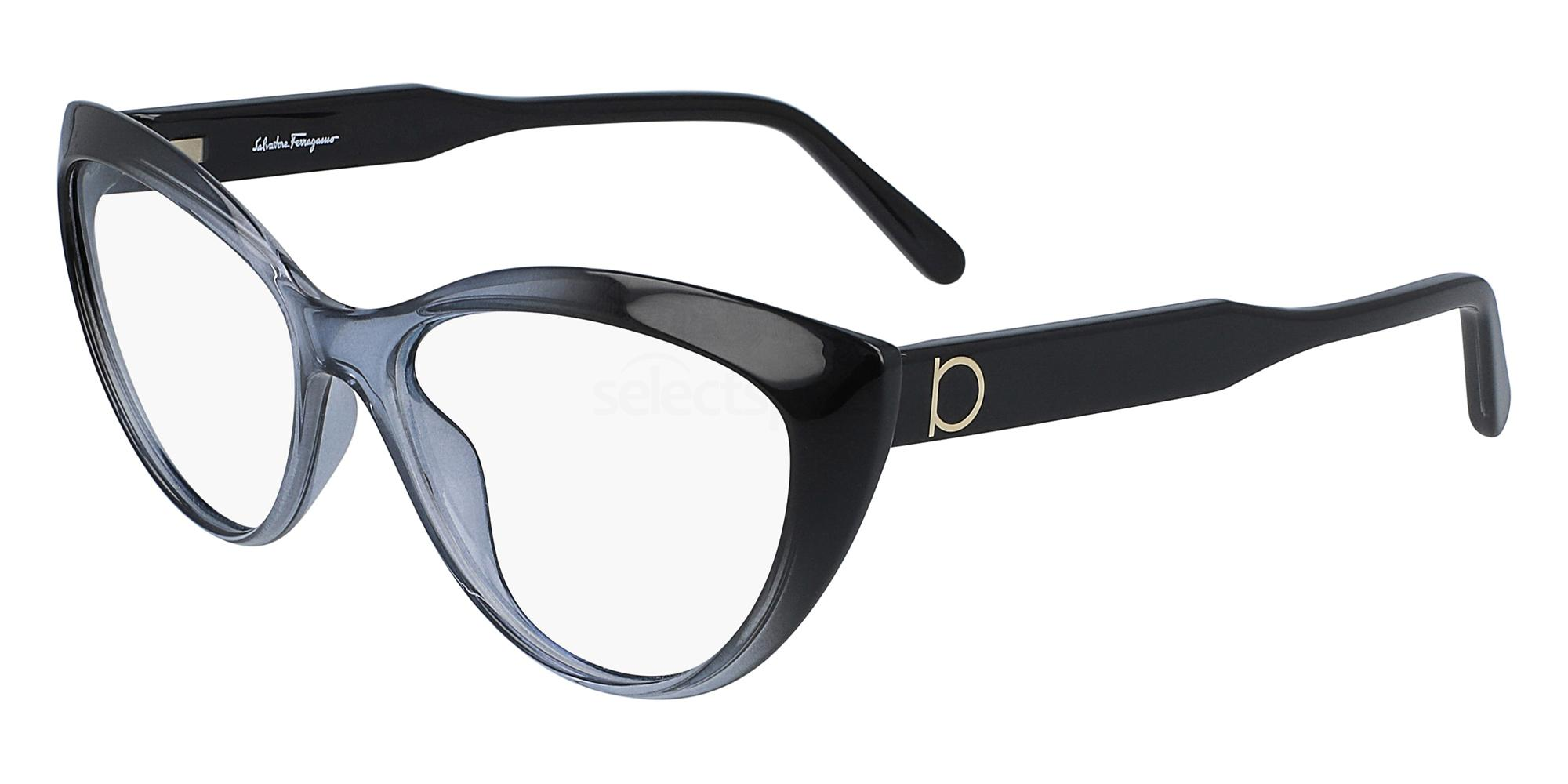 007 SF2853 Glasses, Salvatore Ferragamo