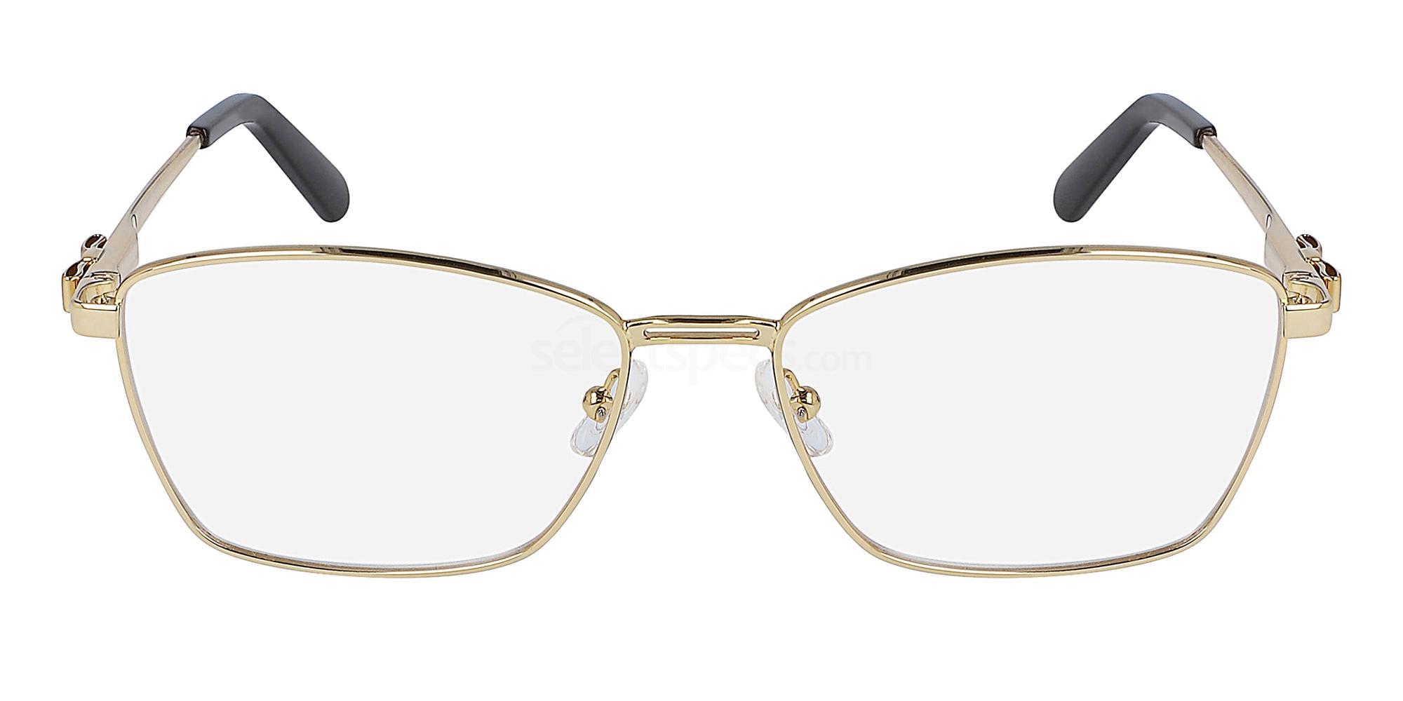 717 SF2198 Glasses, Salvatore Ferragamo