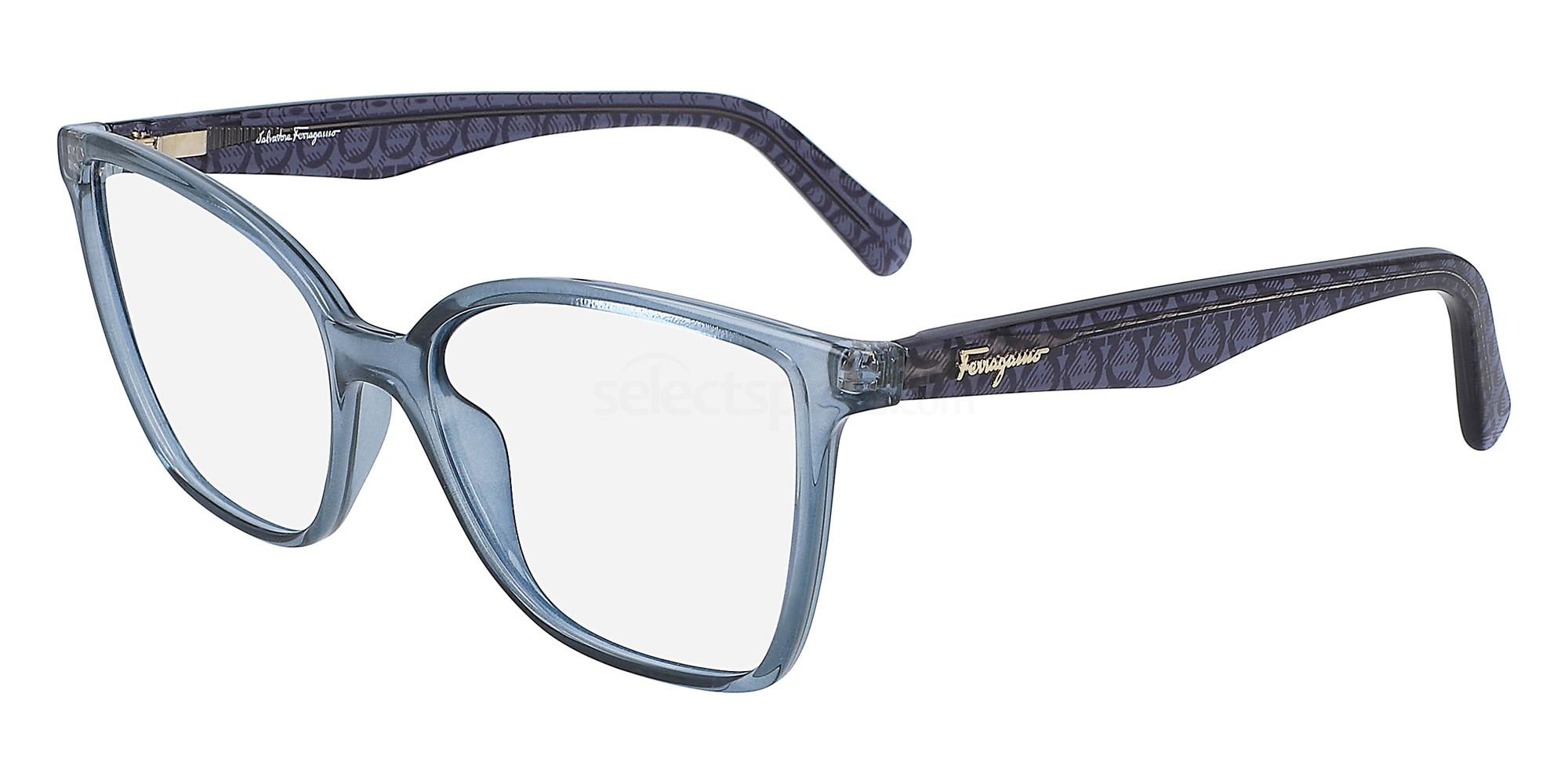 414 SF2868 Glasses, Salvatore Ferragamo