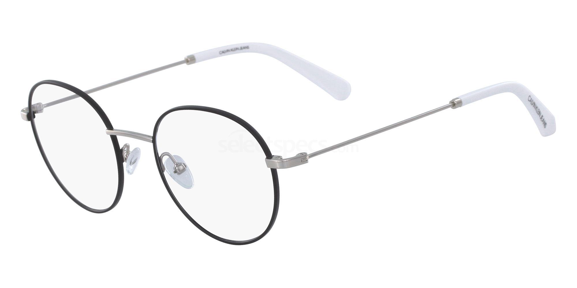 001 CKJ19106 Glasses, Calvin Klein Jeans