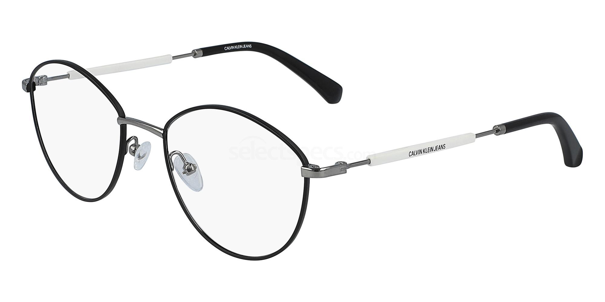 001 CKJ19107 Glasses, Calvin Klein Jeans