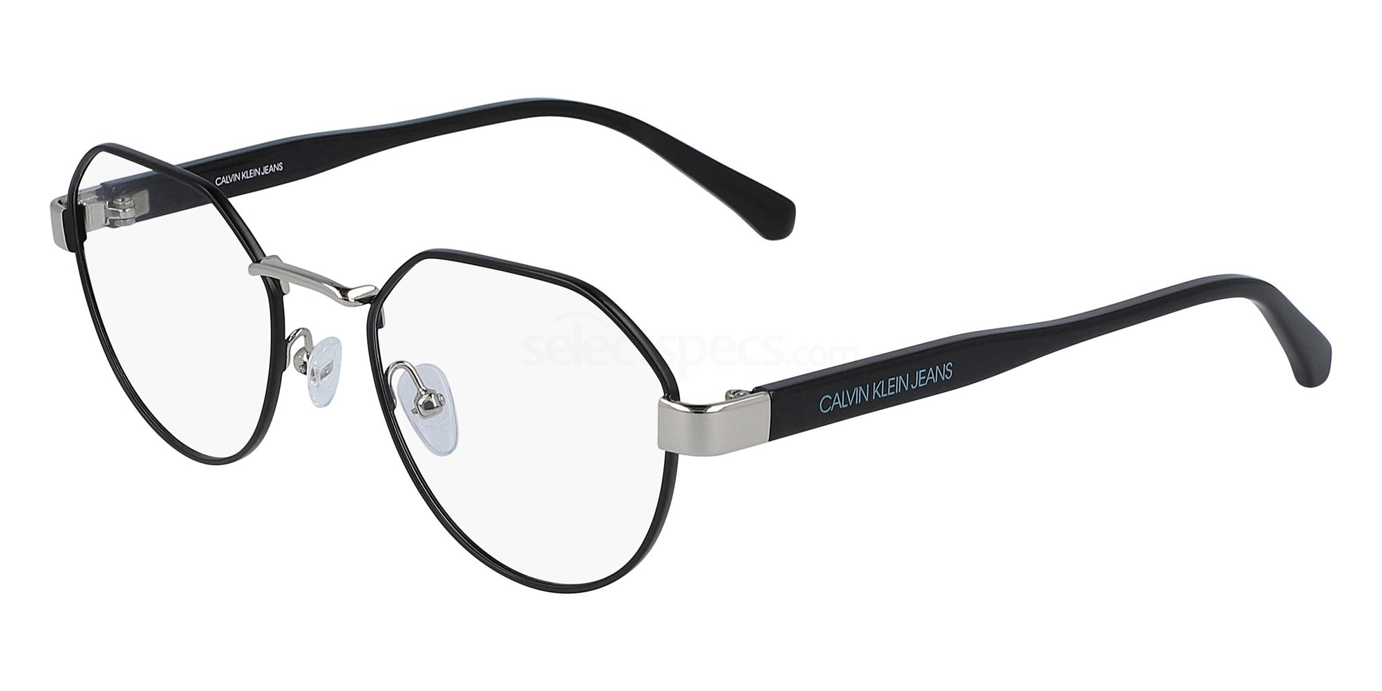 001 CKJ19300 Glasses, Calvin Klein Jeans