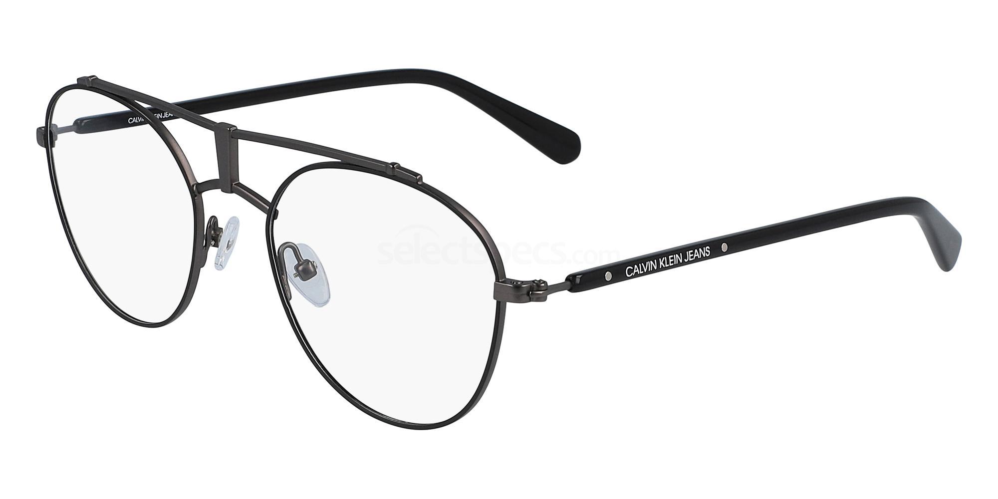 001 CKJ19310 Glasses, Calvin Klein Jeans
