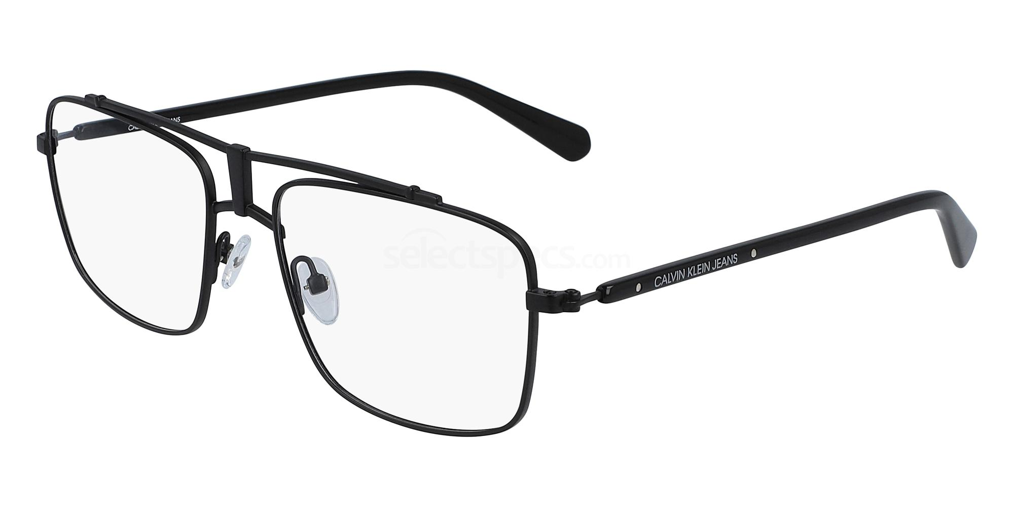 001 CKJ19311 Glasses, Calvin Klein Jeans