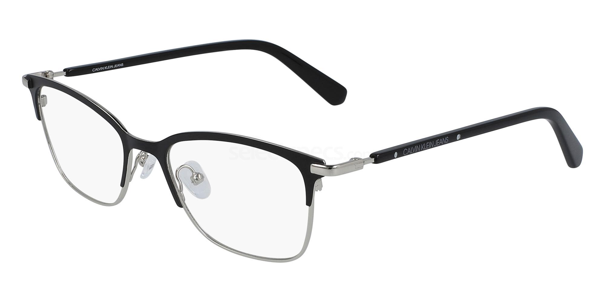 001 CKJ19312 Glasses, Calvin Klein Jeans