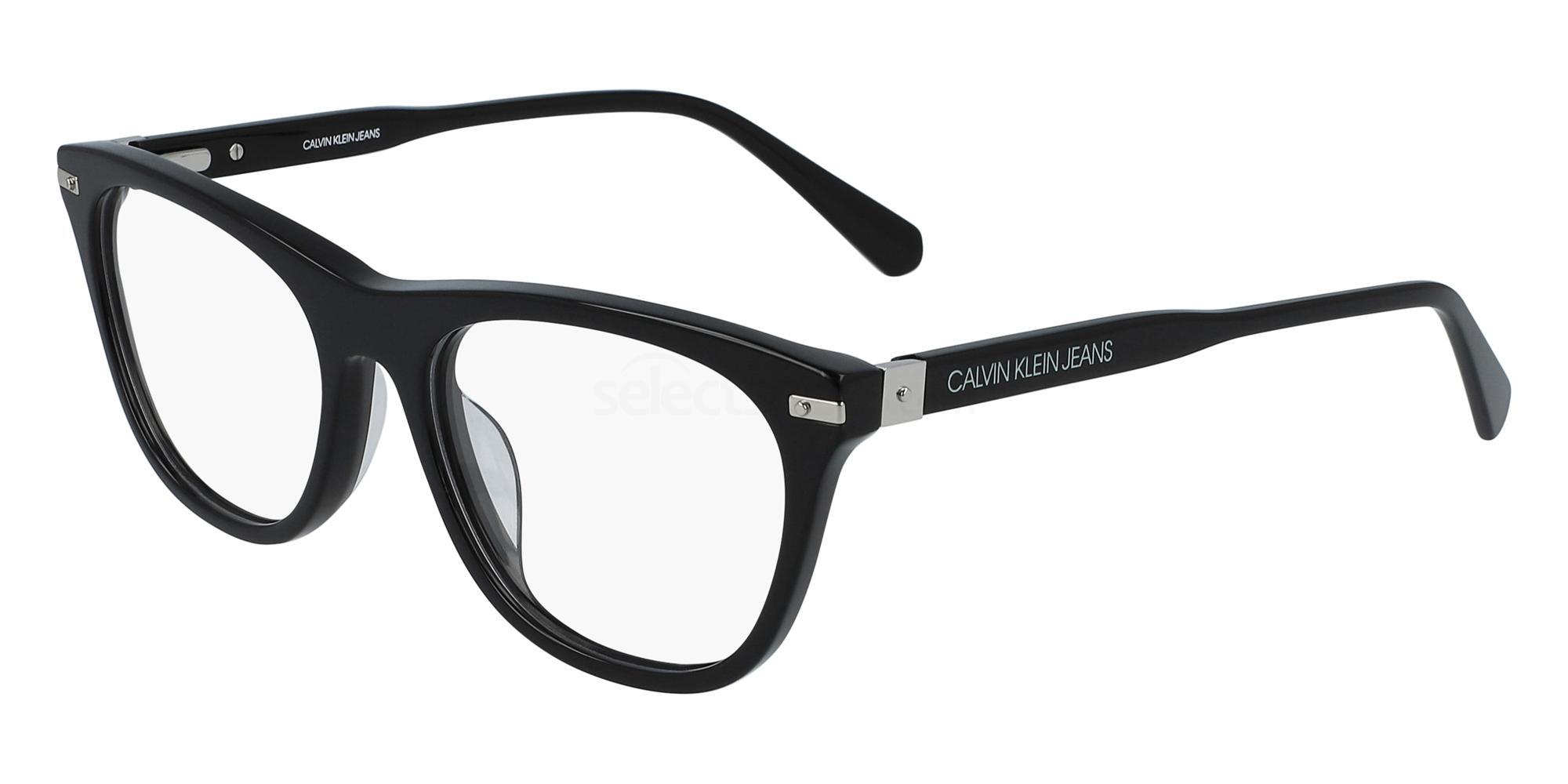 001 CKJ19525 Glasses, Calvin Klein Jeans