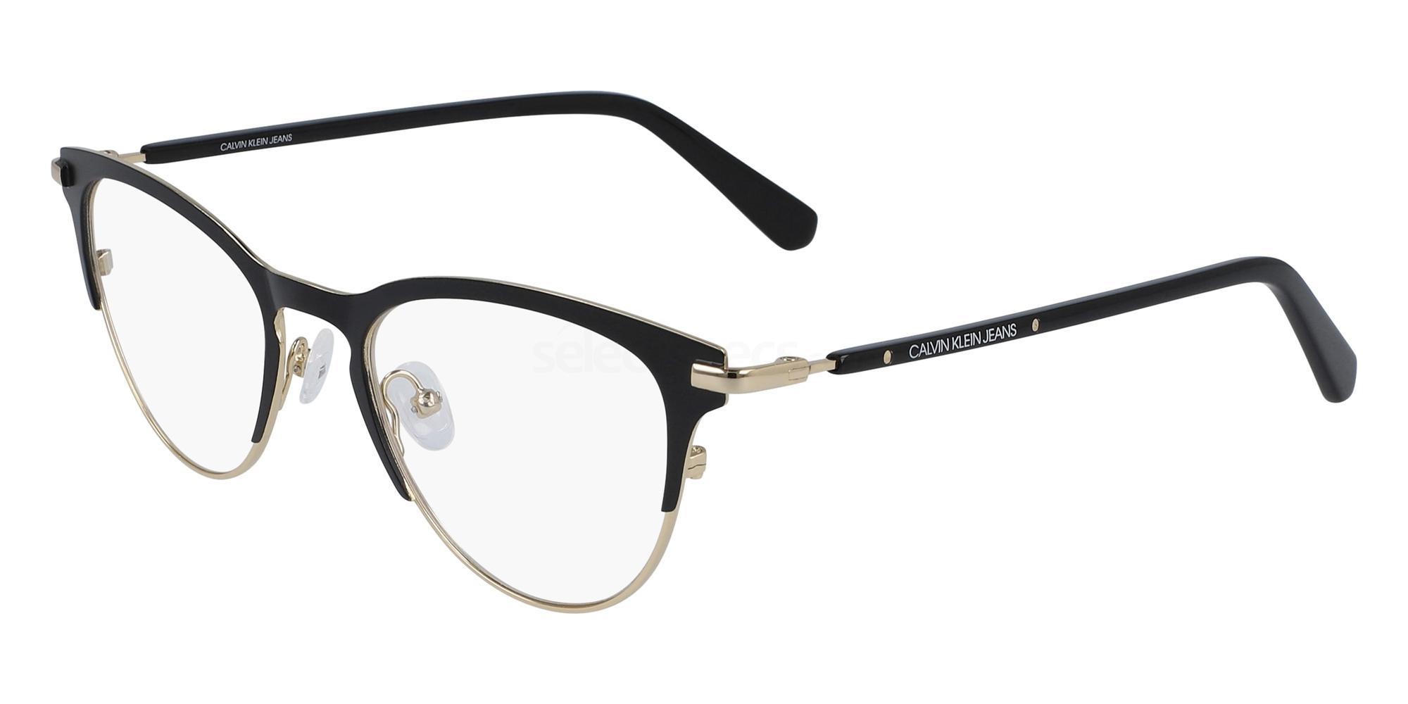 001 CKJ20302 Glasses, Calvin Klein Jeans