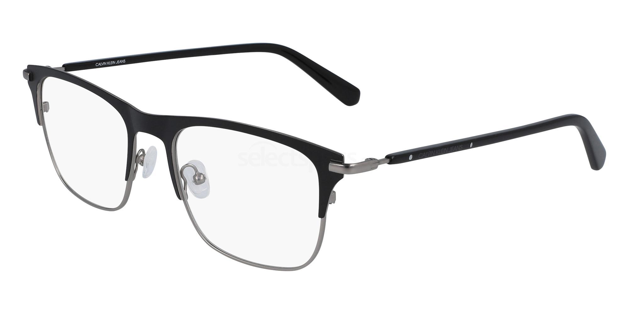 001 CKJ20303 Glasses, Calvin Klein Jeans