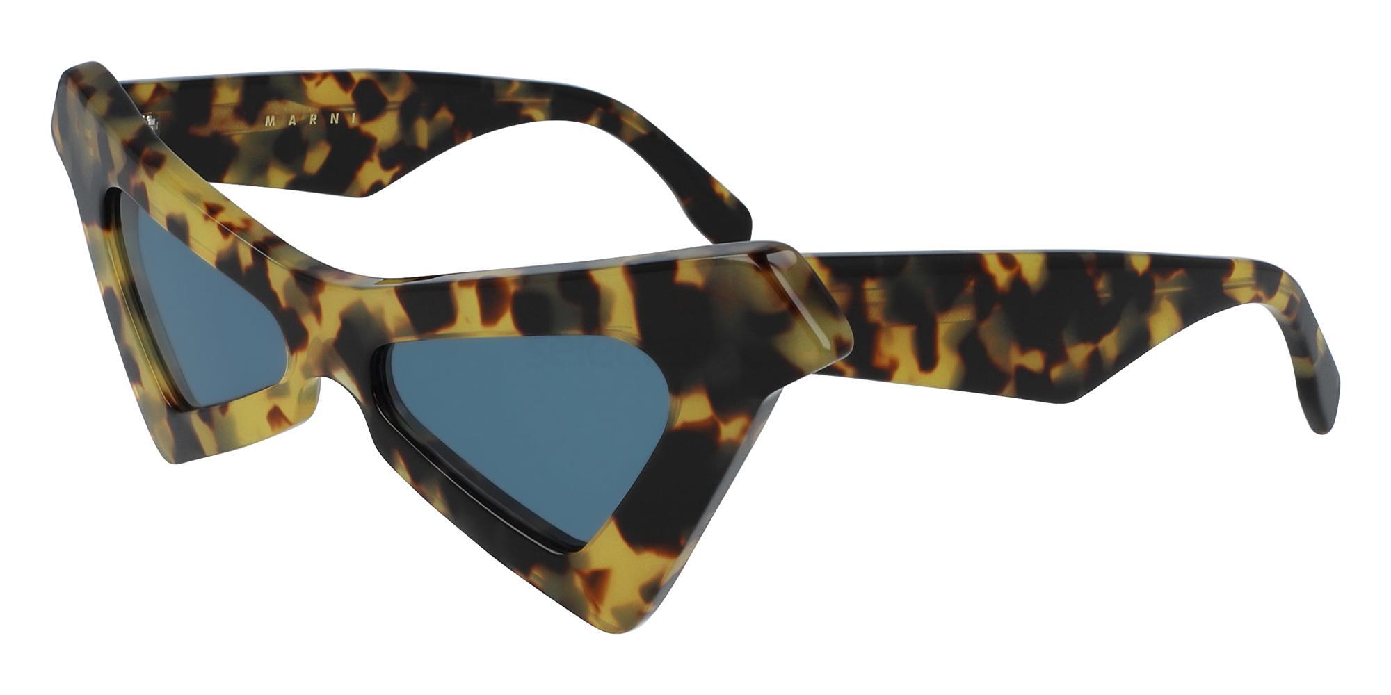 218 ME637S Sunglasses, Marni