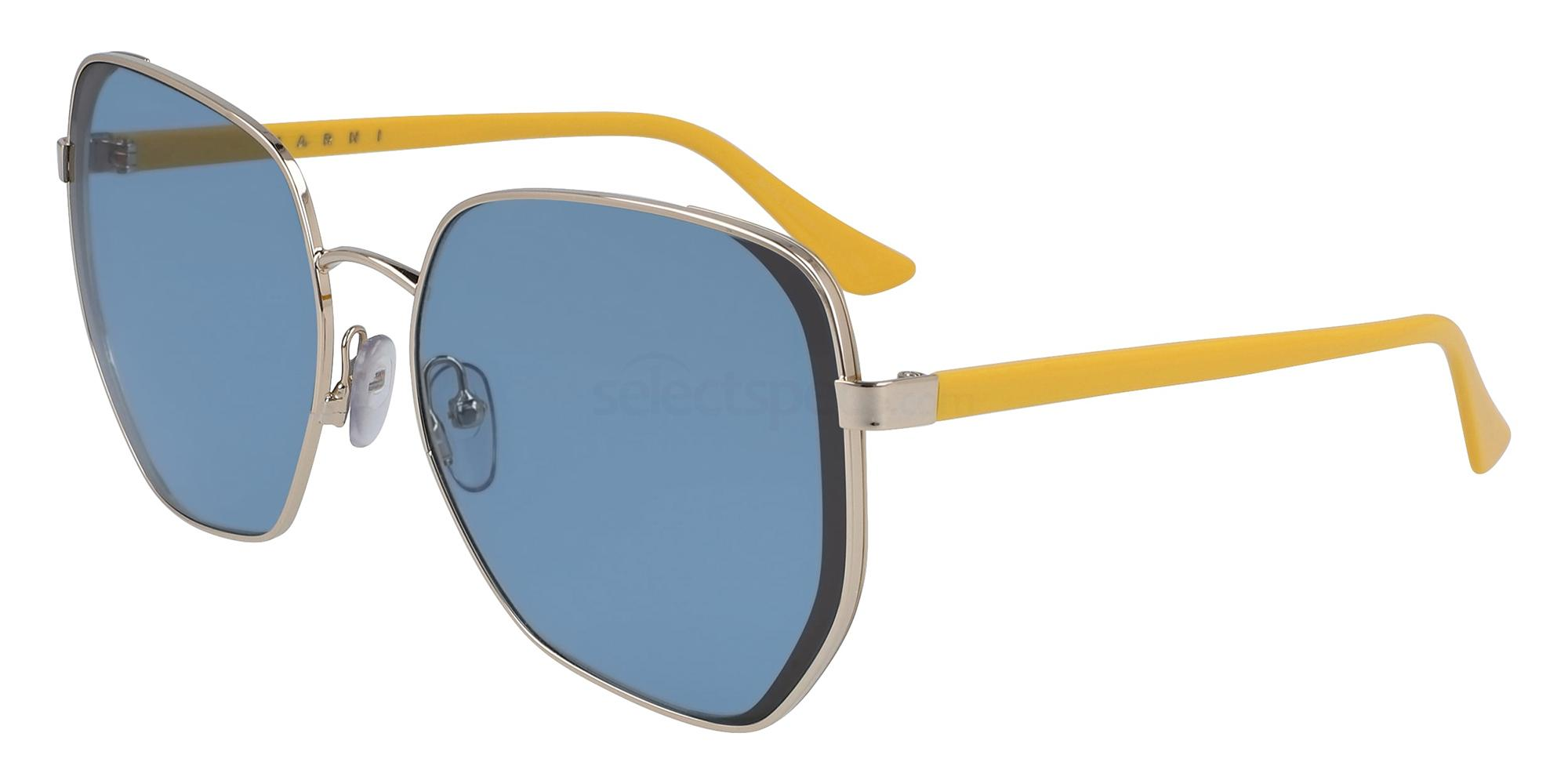 714 ME114S Sunglasses, Marni