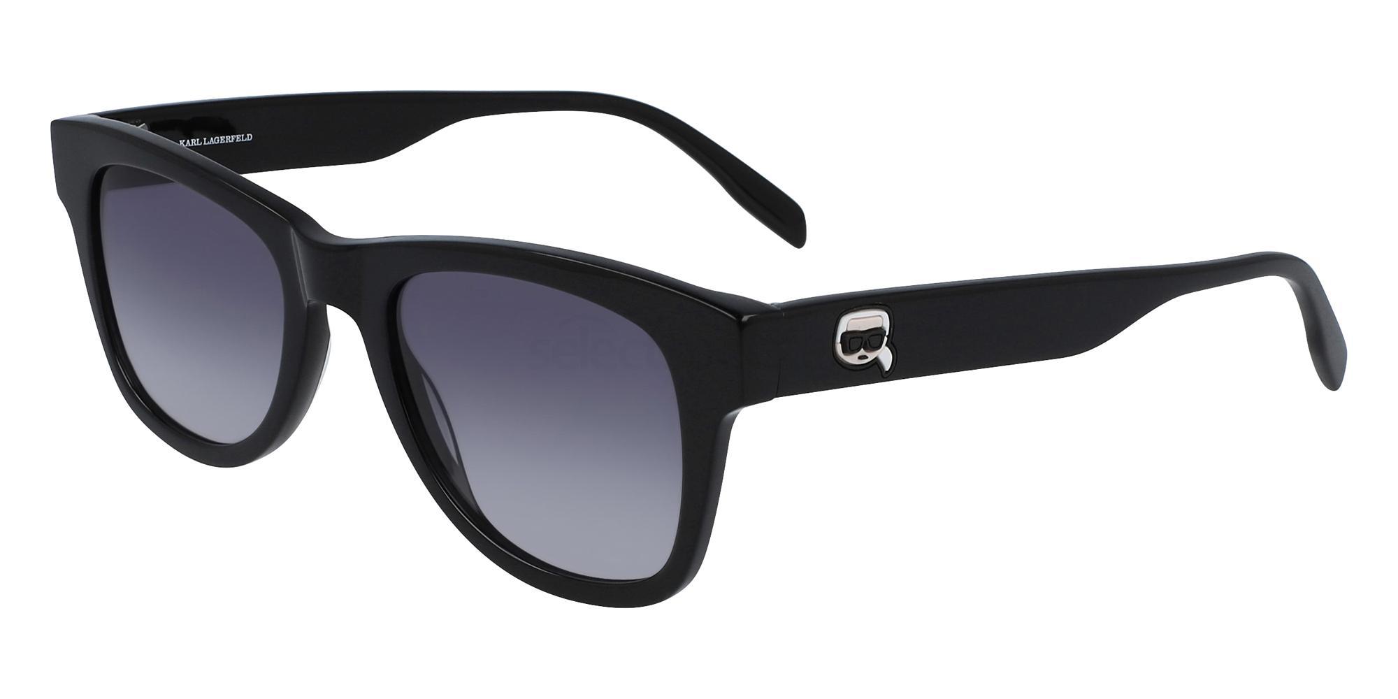 001 KL6006S Sunglasses, Karl Lagerfeld