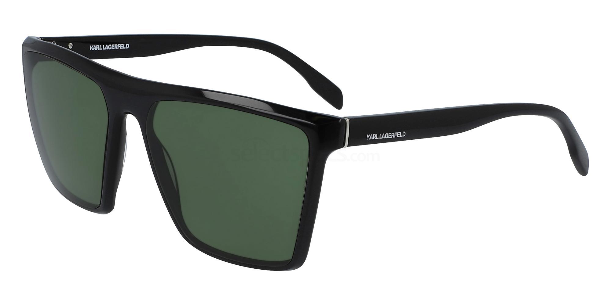 001 KL6007S Sunglasses, Karl Lagerfeld