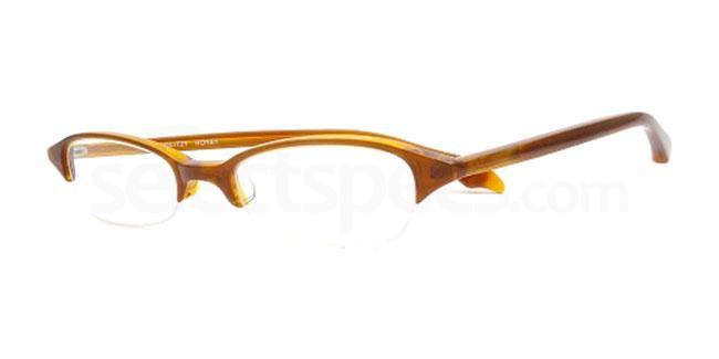 Glitzy Honey 816 Glasses, Booth & Bruce Design