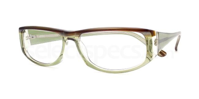 Crystal Zebra 843 Glasses, Booth & Bruce Design