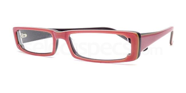 Baby Pink 855 Glasses, Booth & Bruce Design