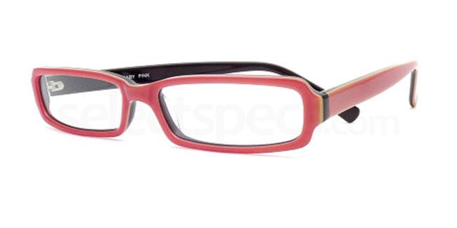 Baby Pink 859 Glasses, Booth & Bruce Design