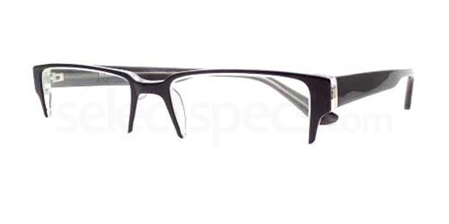 Black Razz 878 Glasses, Booth & Bruce Design