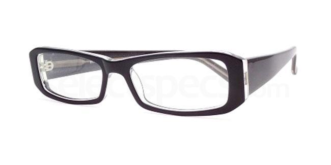 Black Razz 880 Glasses, Booth & Bruce Design