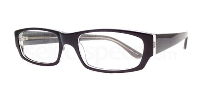 Black Razz 894 Glasses, Booth & Bruce Design