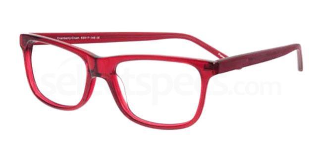 Cranberry Crush BB1504 Glasses, Booth & Bruce Design