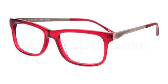 Cranberry Crush BB1505 Glasses, Booth & Bruce Design