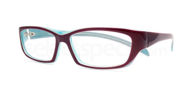 Brown Haze Po13 Glasses, Booth & Bruce Design