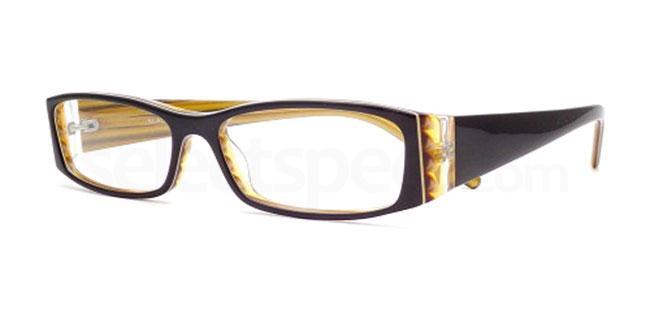 Black and Havana Po18 Glasses, Booth & Bruce Design