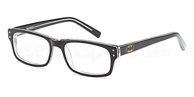 Black BT901 Glasses, Batman KIDS