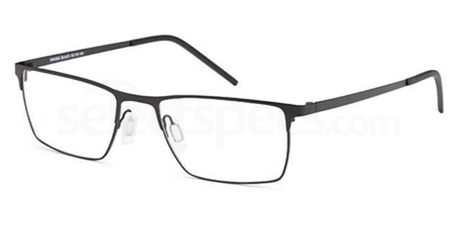 Black SAK 350 Glasses, Sakuru