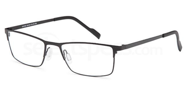 Black SAK 352 Glasses, Sakuru