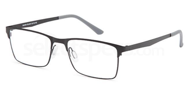 Black SAK 354 Glasses, Sakuru