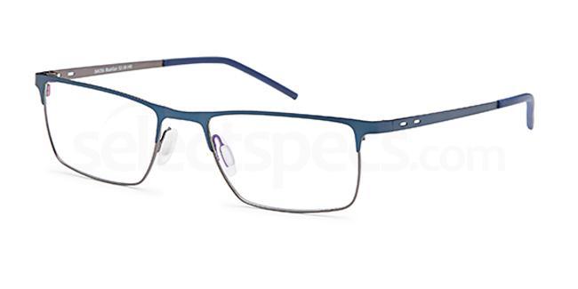 Blue/Gun SAK 356 Glasses, Sakuru