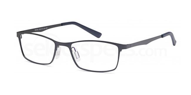 Blue SAK 361 Glasses, Sakuru
