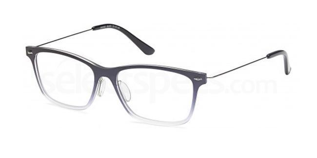 Black SAK 363 Glasses, Sakuru