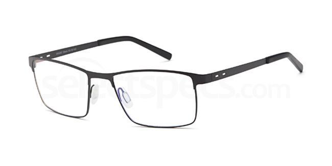 Black SAK 367 Glasses, Sakuru