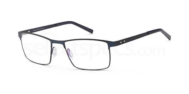 Blue SAK 367 Glasses, Sakuru